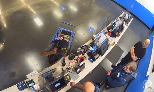 Top 5 Surveillance Videos of the Week: Hostage-Taker Foiled by Walmart Employees