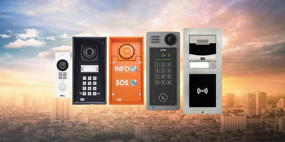 How Can IP Intercoms Enhance Your Access Control Installations?