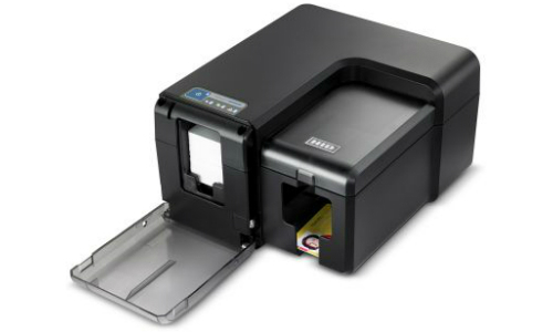 HID Global Inkjet Printer Brings New Features to Entry- and Mid-Level Markets