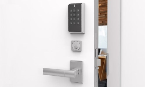 ASSA ABLOY Adds Optional Push-Button Keypad to IP-Enabled IN Series Locks