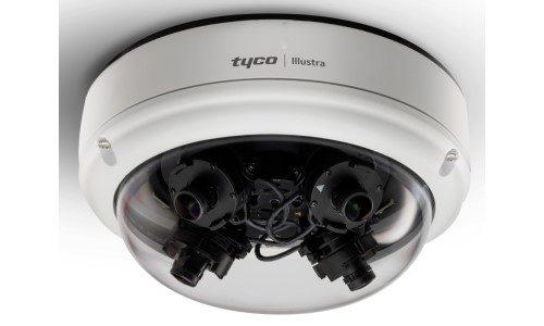 Johnson Controls Launches New Tyco Illustra Flex Multisensor Camera