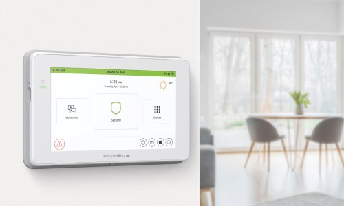 Resideo Releases Updated Tuxedo Touch Security & Smart Home Controller