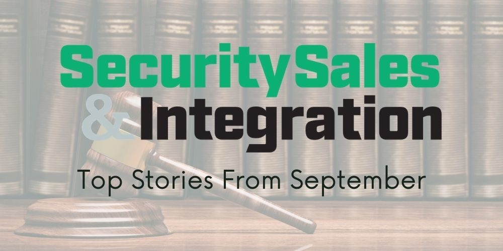 Top 10 Security Stories From September 2020: Vivint Hit With Another Lawsuit, Temperature Screening