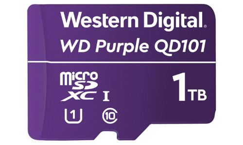 New WD Purple Storage Solutions Geared for AI-Enabled Video Recording