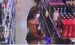 Top 5 Surveillance Videos of the Week: Woman Uses Young Boy's Backpack to Steal Liquor