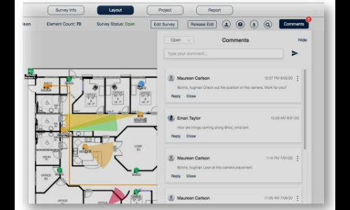 System Surveyor Releases Remote Collaboration and Co-Design Features