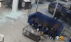 Top 5 Surveillance Videos of the Week: Hero Dad Shields Children From Gunfire