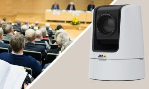 Read: Axis Releases P/T/Z Network Camera for Broadcasting, Live Streaming