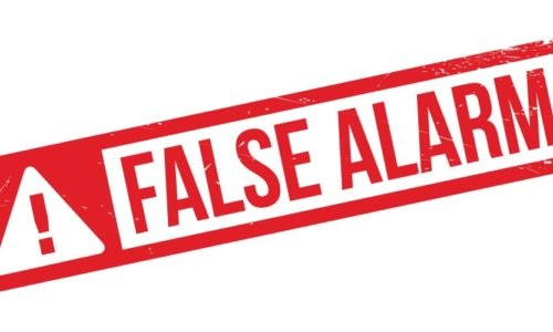 False Alarms Will Happen … and That's OK