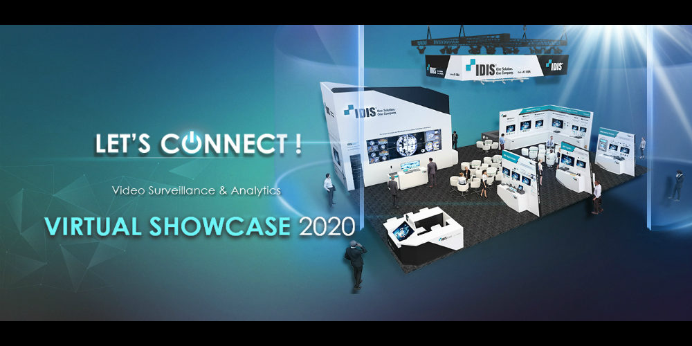 IDIS Virtual Showcase 2020 to Feature Latest Innovations