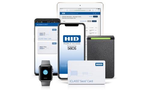 C•CURE 9000 Integrates With HID Origo Mobile Identities