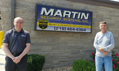 Per Mar Security Acquires Indiana-Based Martin Security Systems