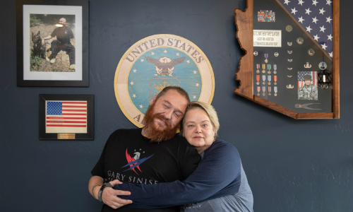 Nortek Control, Gary Sinise Foundation Bestow Wounded Hero With Smart Home