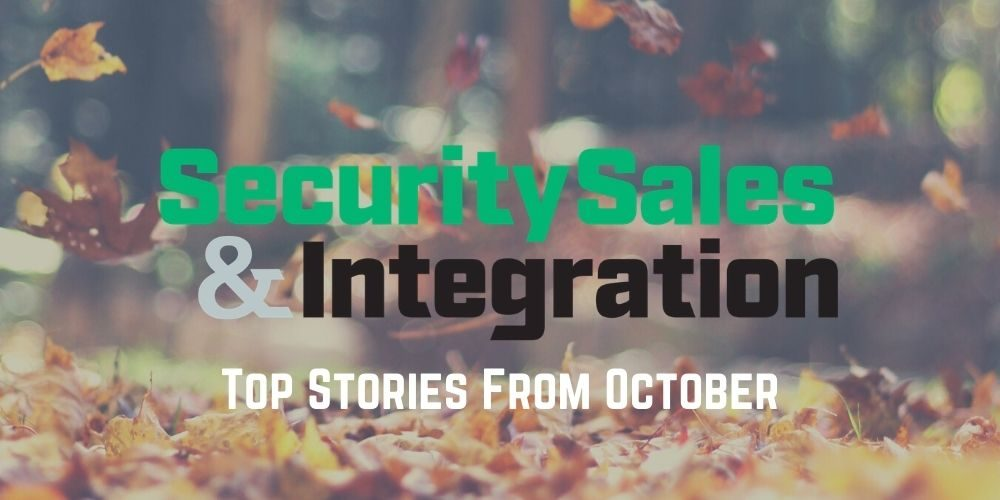 Top 10 Security Stories From October 2020: PSA Brushes Off Amazon, Frontpoint Sale