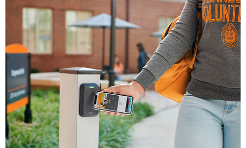 Univ. of Tennessee Deploys Allegion, CBORD Contactless Mobile IDs