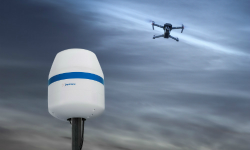 Dedrone Receives $12M Funding Round Led by TempoCap