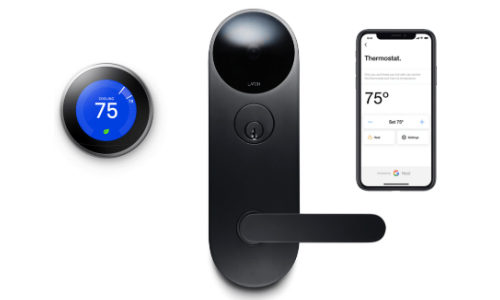 Latch, Google Nest to Bring Thermostats to Apartment Units