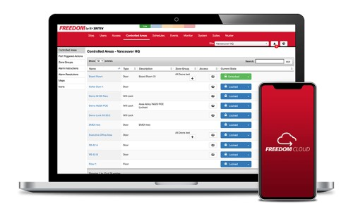 Identiv Releases Cloud-Based ACaaS Offering for Freedom Access Control Solution