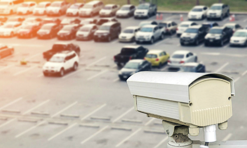 UIndy Fights Increase in Car Thefts With Security Cameras