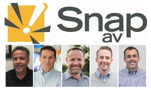 SnapAV Shuffles Execs While 'Doubling Down on Product Investment'