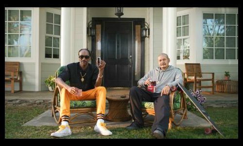 Snoop Dogg Now Bustin' Marketing Pitches for Vivint