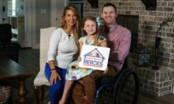 Building Homes for Heroes, Kwikset Enhance Wounded Vet's Lifestyle