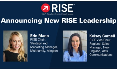 SIA Names New Chair, Vice Chair to Lead RISE Community for Young Professionals