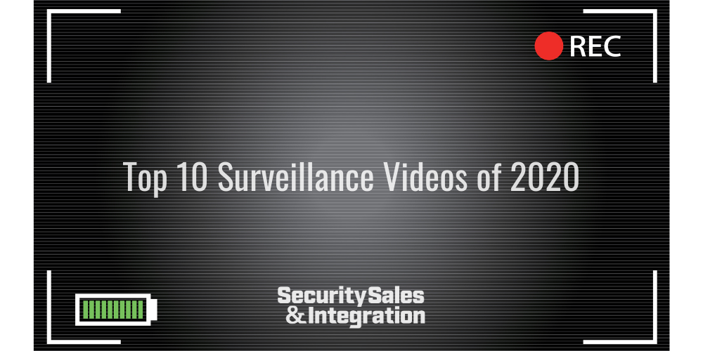 The Top 10 Surveillance Videos of 2020