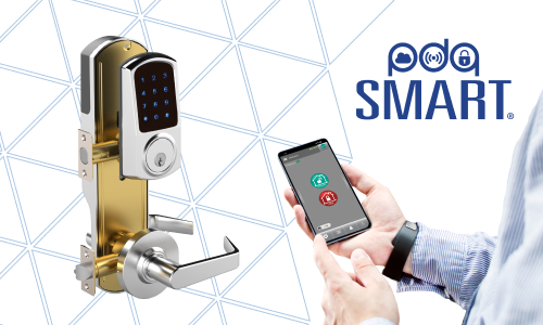 PDQ Unveils Mobile-Based Interconnected Lock Solution