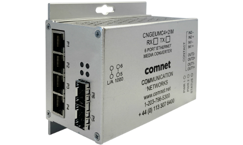 ComNet Releases Link Guardian Unidirectional Media Converter