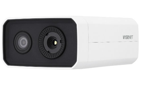 Hanwha Releases New Body Temperature Detection Camera