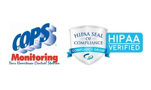 COPS Monitoring Earns HIPAA Seal of Compliance