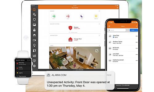 Alarm.com Reports Q4 SaaS, License Revenue Jumped 17% YoY