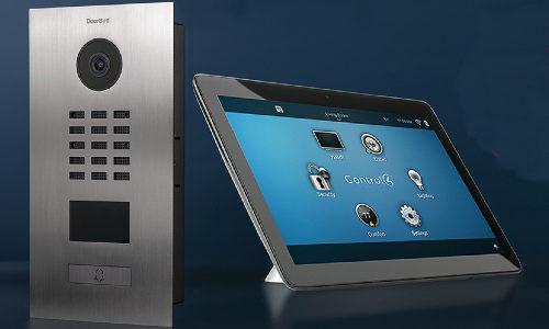 DoorBird IP Smart Intercoms Integrated With Control4 Systems