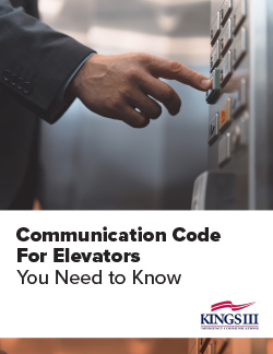 Read: Communication Code For Elevators You Need to Know