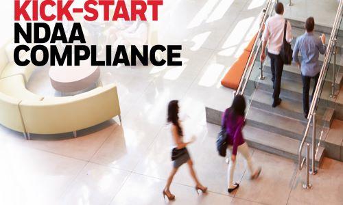 NDAA Section 889: Kick-Start Compliance