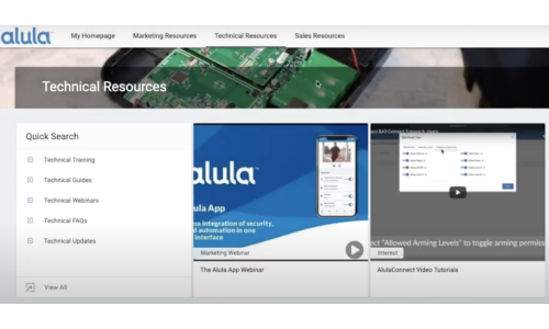 Alula Launches Training Portal for 3G Sunset Solutions
