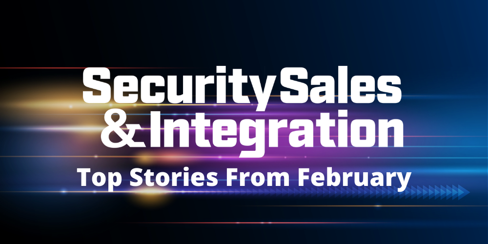 Top 10 Security Stories From February 2021: ADT's Ackerman Deal, 3G Sunset Updates
