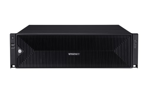 Hanwha Techwin Unveils Wisenet X NVRs With 8K Support