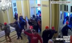 Top 9 Surveillance Videos of the Week: New Capitol Insurrection Footage Highlights Mayhem