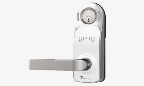 Paxton Unveils Externally-Rated Smart Wireless Door Handle
