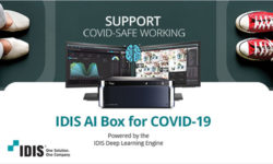 The IDIS AI COVID Solution Keeps Facilities COVID-Compliant & Secure!