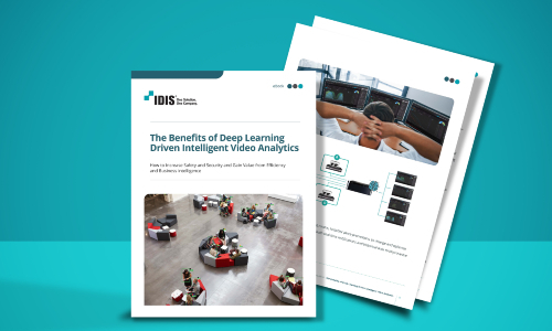 IDIS eBook Promotes Business Case for Deep Learning Tech