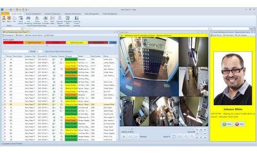 Feenics Integrates Cloud Access Control Platform With Hanwha Wisenet VMS