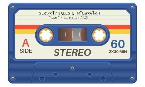 Tech Tunes: Music to Work to (March 2021)