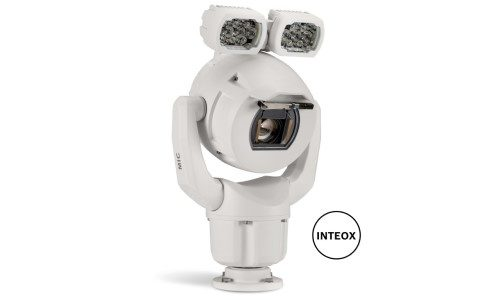 Bosch Unveils First Cameras Based on Inteox Open Camera Platform