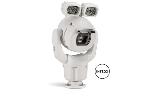 Bosch Unveils First Cameras Based on Inteox Open Camera Platform