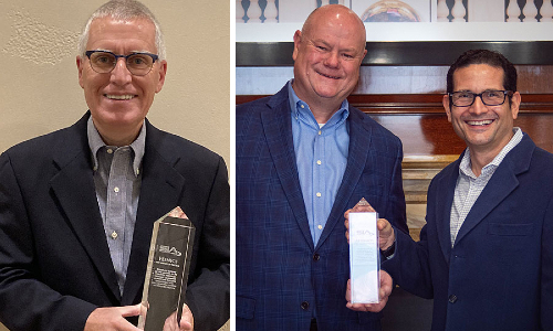 SIA Honors Allegion and Feenics as 2021 Members of the Year