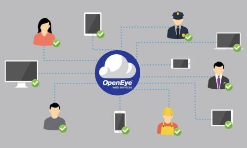 OpenEye Integration Brings Enhanced Video Verification to Alarm.com Business Security Platform (image)