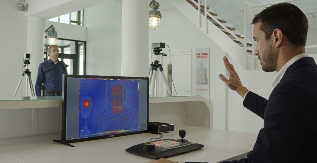 bosch thermal camera solution